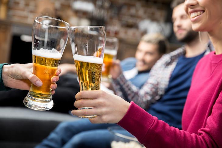 6. Limita la ingesta de alcohol