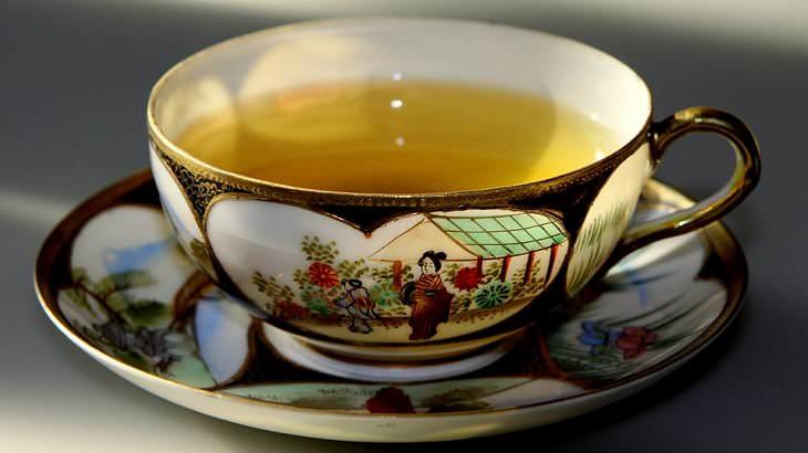 El Té Verde Podría Prevenir La Diabetes Tipo 2 Taza de té