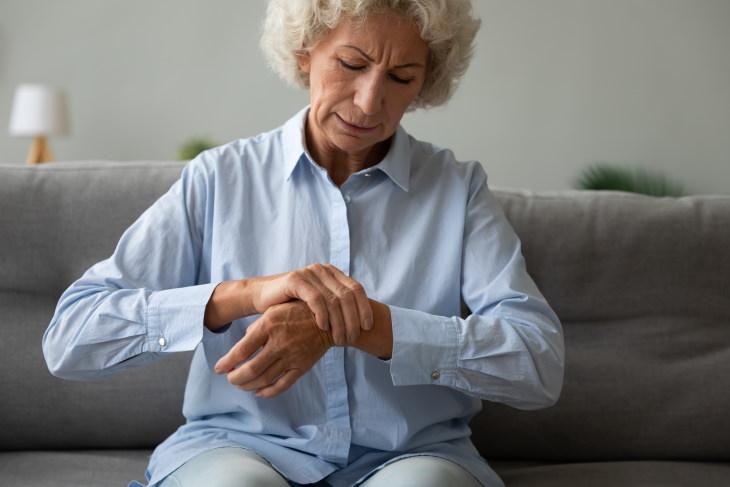 Arthritis Types Thumb arthritis