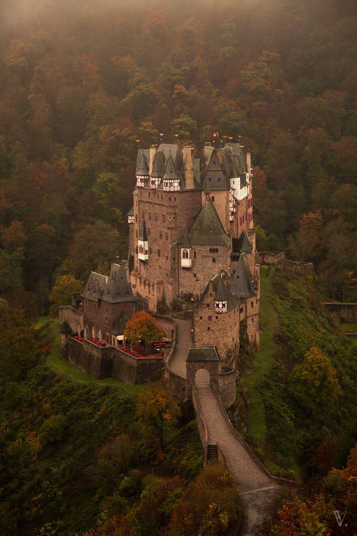 Castillos De Todo El Mundo Castillo de Eltz, Alemania