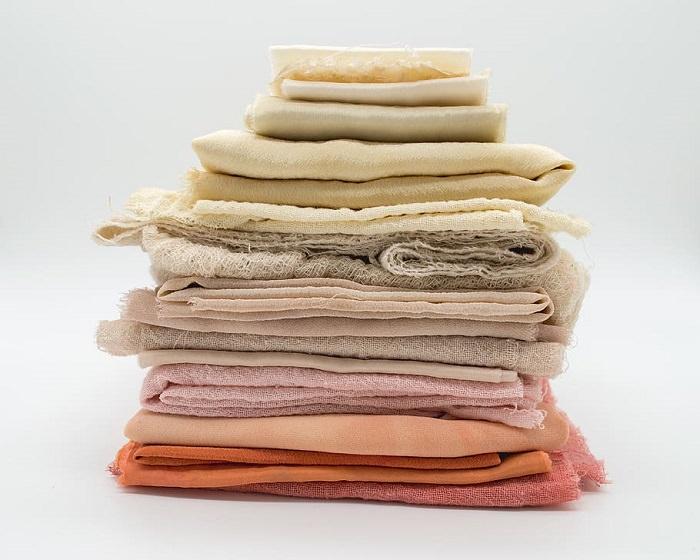 Alternativas a Las Toallas De Papel De Cocina Trozos de algodón