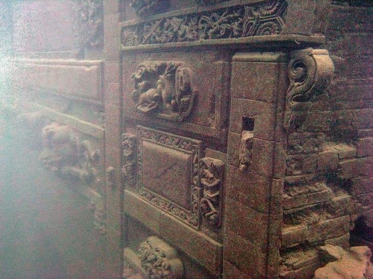 Ciudades Submarinas Shi Cheng - China