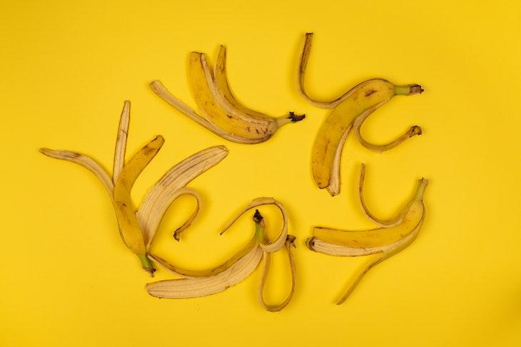 HRemedios Para Erupciones En La Piel Por Hiedra Cáscaras de plátano