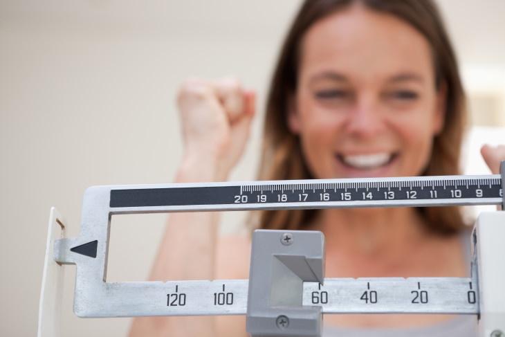 1. Ayuda a su éxito en la pérdida de peso.