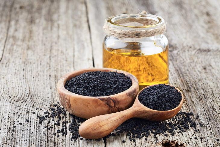 El Aceite De Semilla Negra
