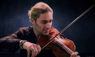 Este Violinista Es Capaz De Crear Música Extraordinaria