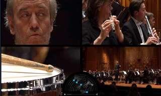 ¡Ahora Puedes Interactuar Con Una Orquesta!