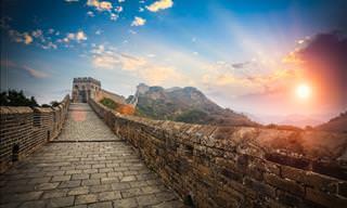 Viajemos Juntos a Través De La Gran Muralla China