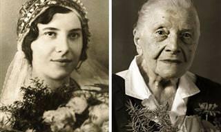 Estos Retratos Muestran El Paso Del Tiempo En Personas Centenarias