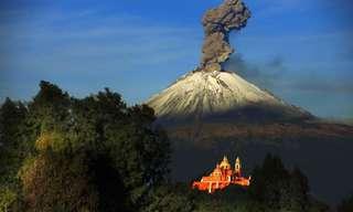 Los 10 Volcanes Más Hermosos e Imponentes