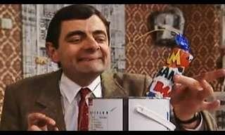 Mr. Bean: Cómo NO Pintar Tu Casa