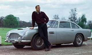 Los 15 Mejores Vehículos de James Bond