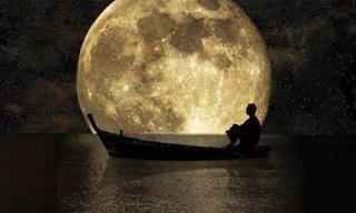 Maravillosas Imágenes De La Luna Llena Que Nos Inspiran