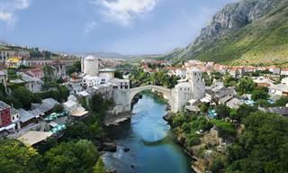 15 Lugares Increíbles Para No Perderse En Bosnia