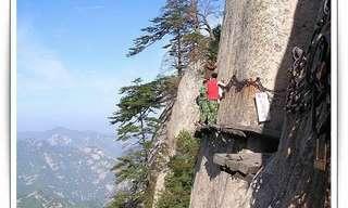 Peligro En El Monte Huashan…