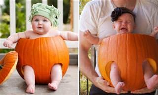Estos Bebés No Querían Ser Fotografiados