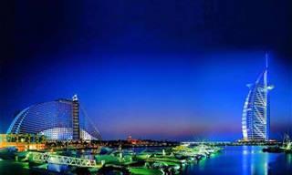 La Imponente Arquitectura de Dubái