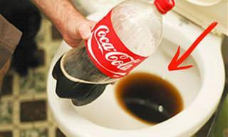 10 Usos Alternativos De La Coca Cola Que Probablemente No Conocías