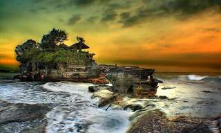 La Belleza Inspiradora De Los Templos De Bali