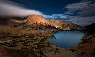 Las Majestuosas Montañas Tatras De Polonia