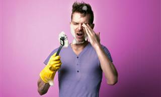 7 Errores Que Cometemos Al Lavar Los Platos