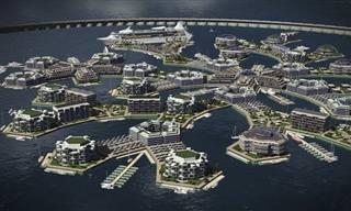 Descubre La Primera Ciudad Flotante Del Mundo