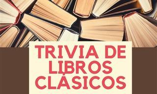 Test: Una Ronda De Trivia De Libros Clásicos