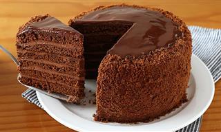 Tarta De Chocolate Sin Horno: Una Tarta Que Se Deshace En La Boca