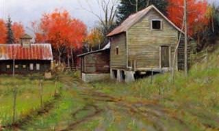 Adéntrate En La Pintura Realista De Timothy C.Tyler