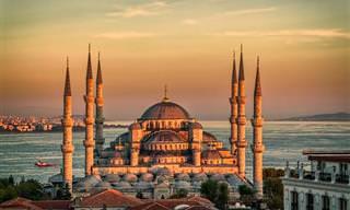 ¿Conoces Las 10 Mezquitas Más Bellas Alrededor Del Mundo?