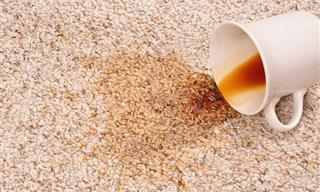 10 Prácticos Consejos Para Remover Las Manchas De Café
