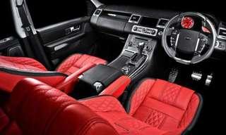 Los Lujosos Interiores De Los Mejores Autos