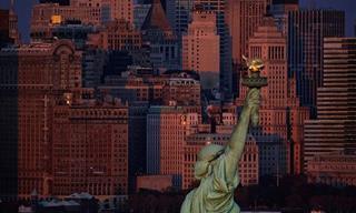 Disfruta De Un Paseo Por La Vibrante Ciudad De Nueva York Con Estas Fotos