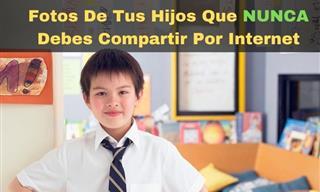 Consejos Para Compartir De Forma Segura En Internet Las Fotos De Tus Hijos o Nietos
