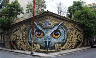 10 De Los Murales Más Bellos Del Mundo