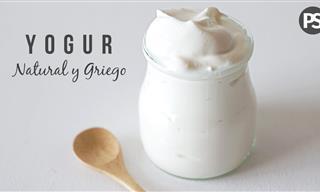 Cómo Hacer Yogur Griego Sin Máquina