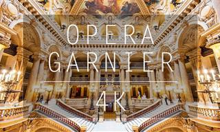 Un Recorrido Virtual Por La Ópera Palais Garnier De París