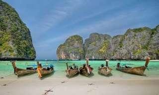 40 De Las Playas Bellas Del Mundo