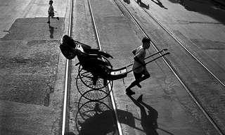 Emotivas Imágenes de Hong Kong De Los'50