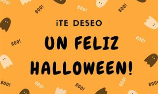 ¡Qué Pases Un Feliz Día De Halloween!