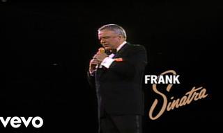 """Frank Sinatra: """"My Way"""" En Vivo Desde Nueva York"""