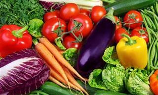 Cómo Elegir Bien Las Frutas y Verduras