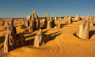 Los 8 Desiertos Más Hermosos Del Mundo