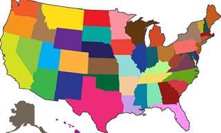 Test De Países Según El Mapa