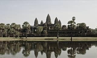 Estos Templos Invitan a La Meditación y El Relax