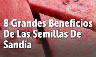 ¿Conoces Los Beneficios De La Semilla De Sandía?