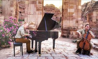Hermoso Homenaje Musical a La Ciudad De Petra