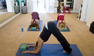 Conoce los Beneficios de Practicar Yoga a 40 Grados