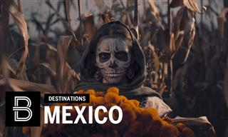 La Tradición Del Día De Muertos En Oaxaca, México