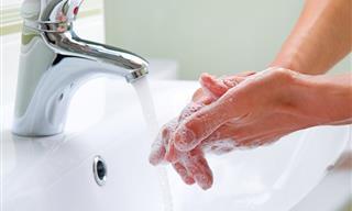 5 Pasos Para Lavarse Las Manos De Forma Correcta